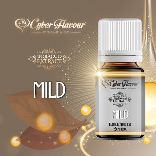 Cyber Flavour Tobacco Extract Aroma Concentrato Mild 12ml