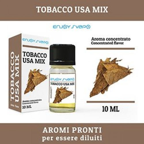 Enjoysvapo New Tabacco Usa Mix