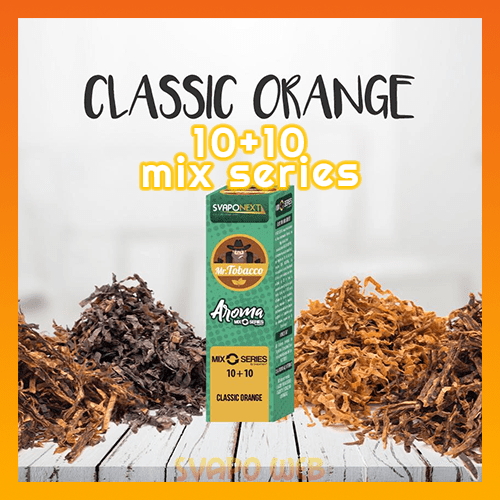 Mr Tobacco Classic Orange Mix Series 10ml