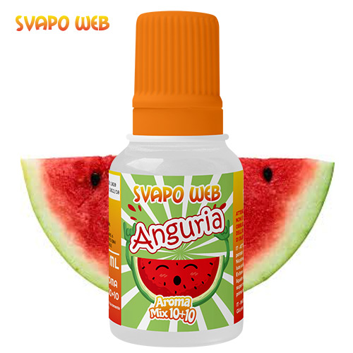 Svapoweb Aroma Mix Versione 10 +10 Anguria 10ml