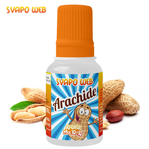Svapoweb Aroma Mix Versione 10 +10 Arachide 10ml