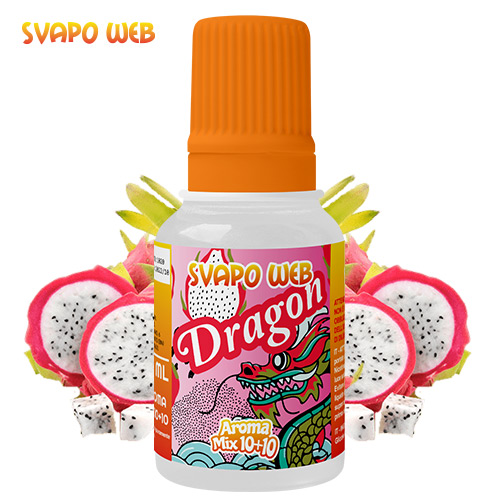 Svapoweb Aroma Mix Versione 10 +10 Dragon 10ml