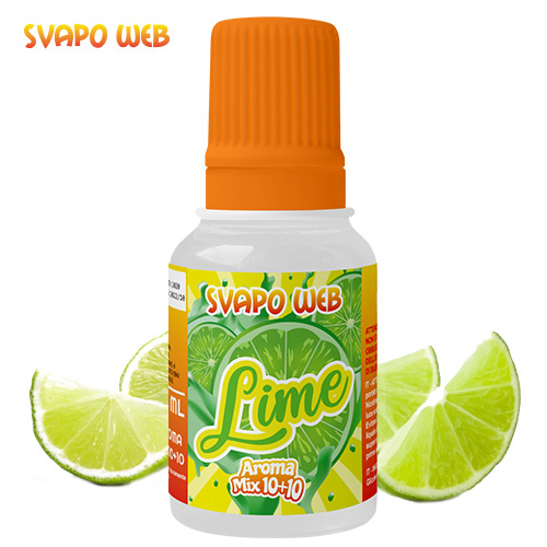 Svapoweb Aroma Mix Versione 10 +10 Lime 10ml
