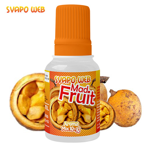 Svapoweb Aroma Mix Versione 10 +10 Mad Fruit 10ml
