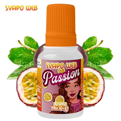 Svapoweb Aroma Mix Versione 10 +10 Passion 10ml
