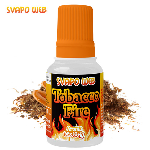 Svapoweb Aroma Mix Versione 10 +10 Tobacco Fire 10ml