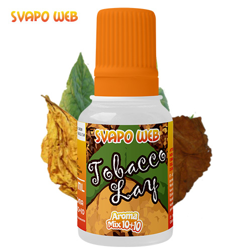 Svapoweb Aroma Mix Versione 10 +10 Tobacco Lay 10ml
