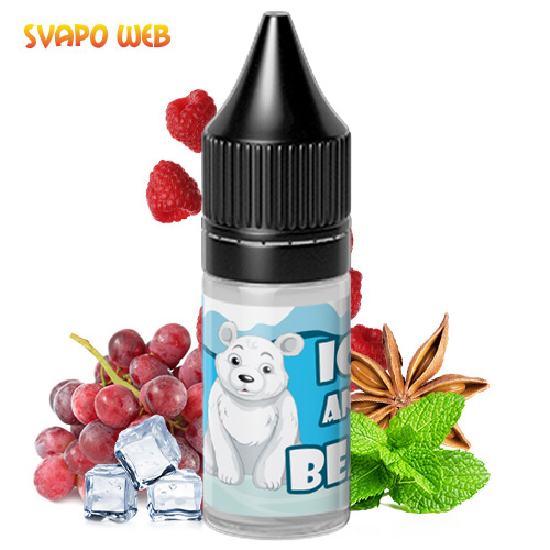 Svapoweb Aroma Ice And Bear