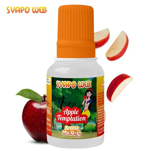Svapoweb Aroma Mix Versione 10+10 Apple Temptation 10ml