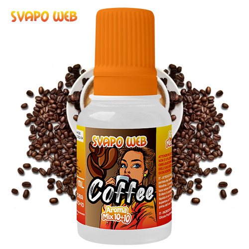 Svapoweb Aroma Mix Versione 10+10 Coffee 10ml