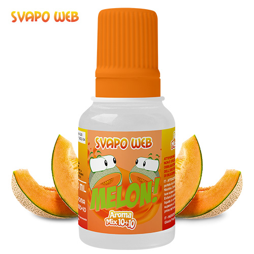 Svapoweb Aroma Mix Versione 10+10 Melon 10ml