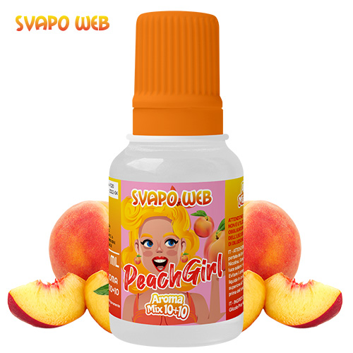 Svapoweb Aroma Mix Versione 10+10 Peach Girl 10ml