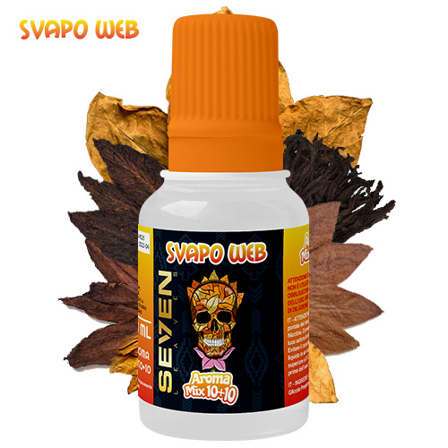 Svapoweb Aroma Mix Versione 10+10 Seven Leaves 10ml
