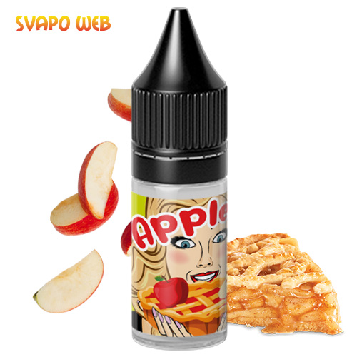 SVAPOWEB Aroma Concentrato Apple Pie 10ml