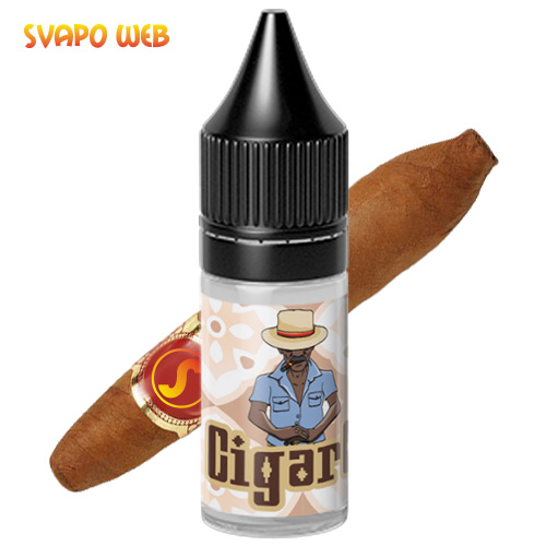 SVAPOWEB Aroma Concentrato Cigar Old 10ml