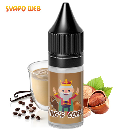 Svapoweb Kings Coffee Aroma 10ml