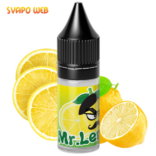 SVAPOWEB Aroma Concentrato Mr Lemon 10ml
