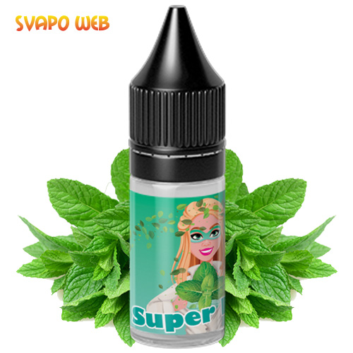 SVAPOWEB Aroma Concentrato Super Mint 10ml