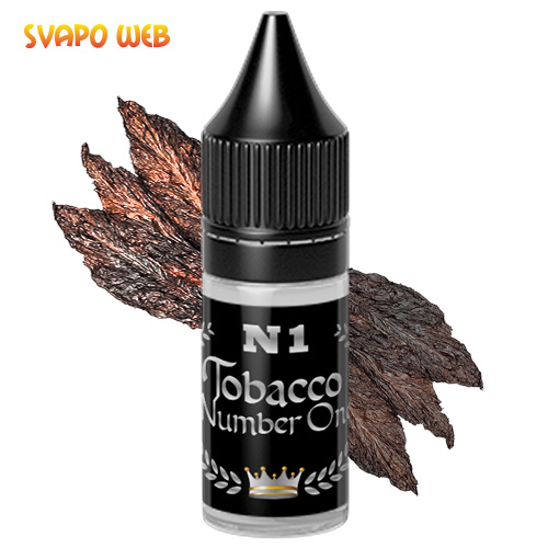 SVAPOWEB Tobacco Number One 10ml