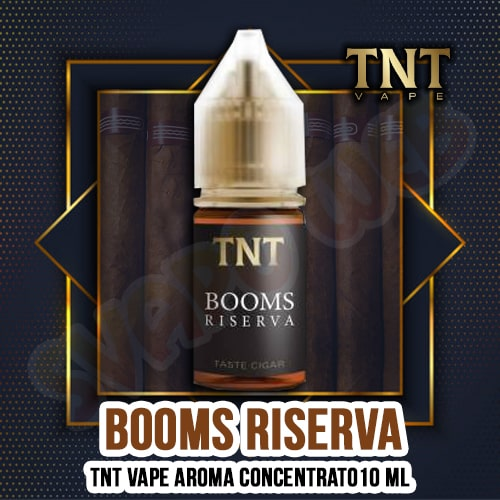 Aroma BOOMS Reserve