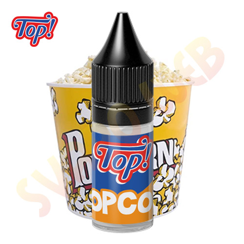 TOP Aroma Concentrato Pop Corn 10ml