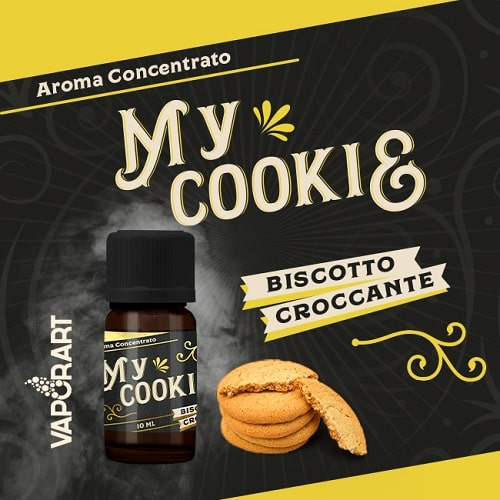 Vaporart Premium Blend Aroma Concentrato My Cookie 10ml