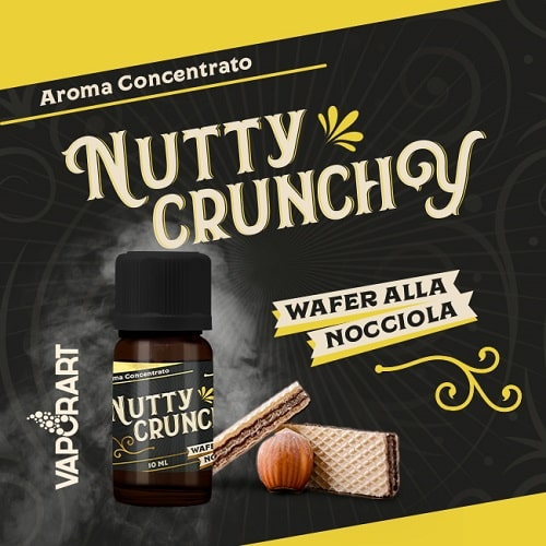 Vaporart Premium Blend Aroma Concentrato Nutty Crunchy 10ml