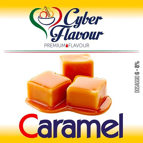 Aroma Concentrato Caramel Cyber Flavour