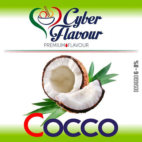 Aroma Cocco Cyber Flavour