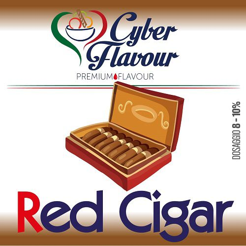 Cyber Flavour Aroma Concentrato Red Cigar 10ml