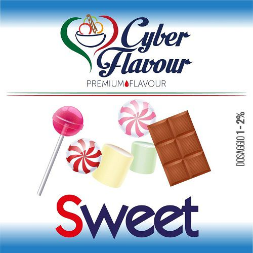 Cyber Flavour Aroma Concentrato Sweet 10ml