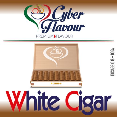 Cyber Flavour Aroma Concentrato White Cigar 10ml