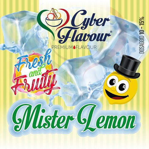 Cyber Flavour Aroma Mr. Lemon 10ml