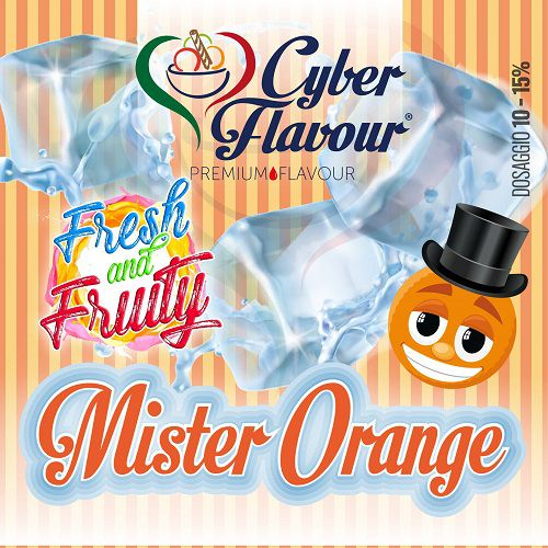 Cyber Flavour Aroma Mr. Orange 10ml