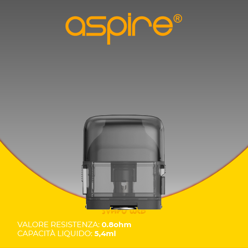 POD Aspire Breeze 2 con Head Coil 0.6ohm
