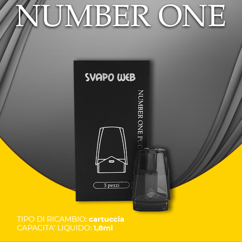 Svapoweb Number One 1.4ohm