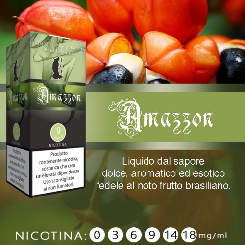 Amazzon (Guaranà) 14mg nicotina