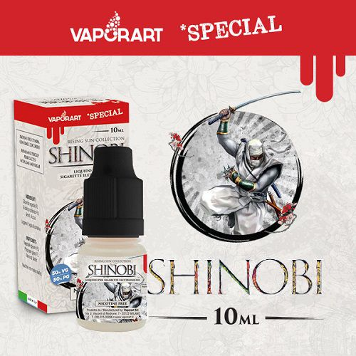 Vaporart Shinobi 10ml 4MG