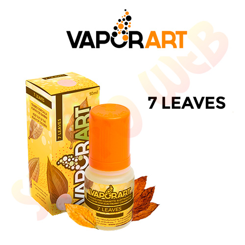 Vaporart Liquido 7 Leaves 14mg nicotina 10ml
