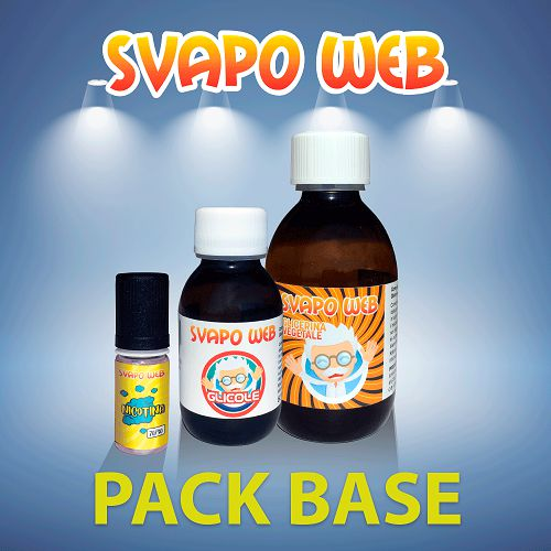 Pack base 210ml american style