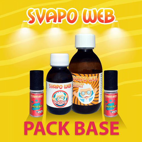 Pack base 80ml italian style