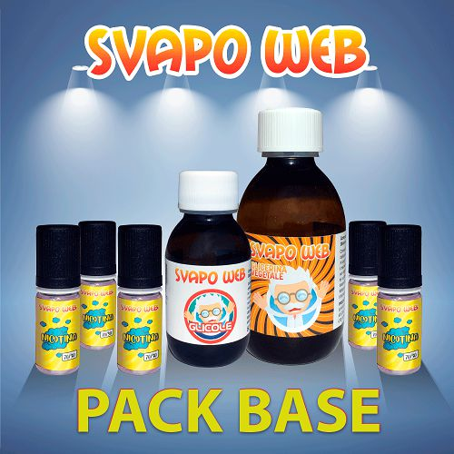 Pack base 250ml american style