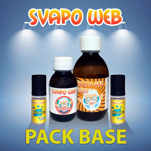 Pack base 220ml american style