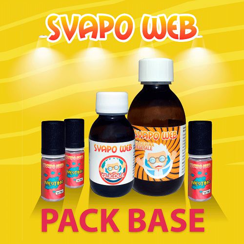 Pack base 90ml italian style