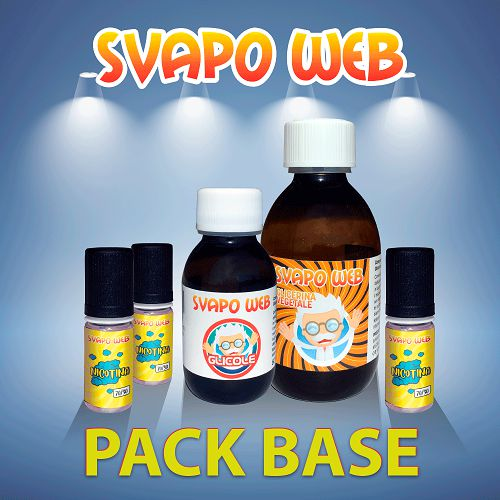 Pack base 230ml american style