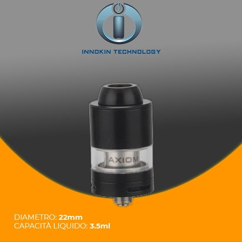 Innokin Axiom 22mm Nero
