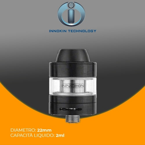 Innokin Axiom Mini 22mm Nero