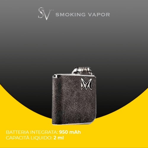 Smoking Vapor Mi Pod Gentleman Black Suede