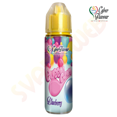 Cyber Flavour Bubble Gum Blueberry Aroma Scomposto 50ml