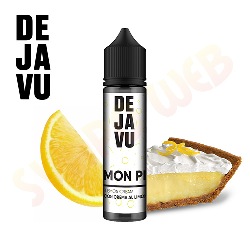 Déjà Vu Lemon Pie Aroma Scomposto 50ml